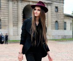 Jacket Style, Mtv, Put On, Hipster, Punk, Leather Jacket, Jackets, Fashion, Sombreros