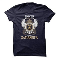 5 ZAMARRIPA Never - #grey shirt #victoria secret sweatshirt. ORDER NOW => https://www.sunfrog.com/States/5-ZAMARRIPA-Never.html?68278
