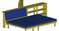 My GMC Safari Camper Conversion Design