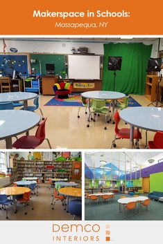 See how one school district added a makerspace in schools across the district and started seeing positive learning outcomes as a result.