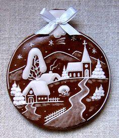 Fancy Cookies, Cute Cookies, Royal Icing Cookies, Cupcake Cookies, Royal Christmas, Christmas Gingerbread, Gingerbread Cookies, Christmas Sugar Cookies, Christmas Baking