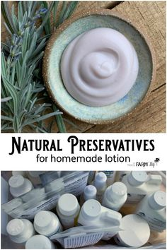 diy beauty Natural Preservatives for Homemade Lotion- An experiment in using several kinds of nature-derived preservatives and how well they performed. Diy Lotion, Lotion Bars, Homemade Body Lotion, Homemade Skin Care, Beauty Care, Diy Beauty, Beauty Hacks, Beauty Skin, Beauty Ideas