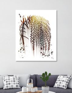 Discover «Dolce Farniente», Limited Edition Acrylic Glass Print by Alex Isaacs Designs - From $75 - Curioos Glass, Modern, Design, Home Decor, Trendy Tree, Decoration Home, Drinkware, Room Decor, Corning Glass
