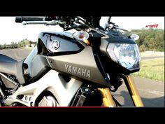 ▶ VRUM MOTO - Yamaha lança a MT 09 - YouTube
