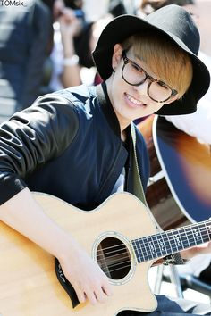 #Jae ♡ Never give up on the lovely things that make you happy ♡
