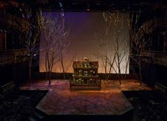 Goodman Theatre: Planting the Nogalar in the Owen Stage
