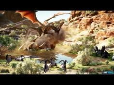 Dragon Age Inquisition A World Unveiled (Gamescom 2013) - YouTube