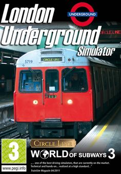 London Underground Simulator - World of Subways 3 (PC CD): Amazon.co.uk: PC & Video Games
