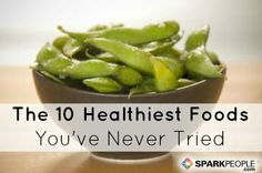 The 10 Healthiest Foods You've Never Tried   via @SparkPeople #nutrition
