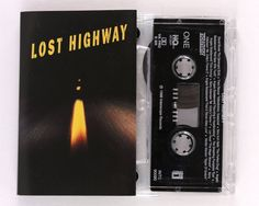 Lost Highway Soundtrack - Cassette Tape by JeepsterVintage on Etsy