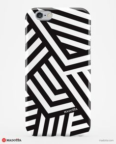 Dazzle Camo iPhone Case - Cheap Phone Cases For Iphone 7 Plus - Ideas of Cheap Phone Cases For Iphone 7 Plus - Dazzle Camo iPhone Case Black Iphone 7 Plus, Iphone 6 Plus Case, Cheap Phone Cases, Iphone 6 Cases, Iphone 8, Dazzle Camouflage, Cheap Iphones, Painting Patterns, Iphone Models