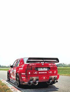 Alfa Romeo 155 V6TI DTM  #alfa #alfaromeo #italiancars @automobiliahq