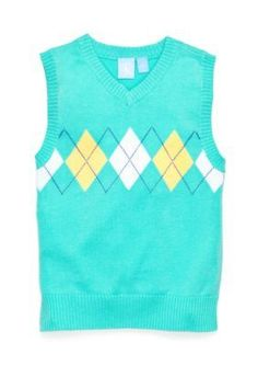 Ten West Big Mens Cardigan Pocket Argyle Sweater Vest Size 2xl