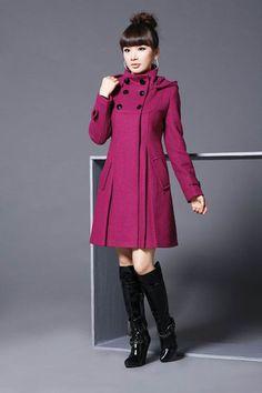 Sobretudo Feminino de Cashmere, Trench coat Importado - Super Barato - São