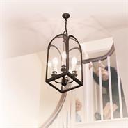 Hall Lantern made by Jim Lawrence