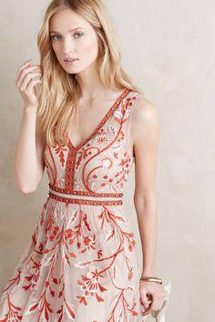 Alicante Dress by Moulinette Soeurs