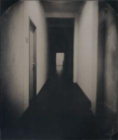 Dark Silence In Suburbia Ben Cauchi Joy Division Shadowplay, Darren Knight, Speaking In Tongues, Elizabeth Street, Black And White Background, Horror Art, All Art, Contemporary, Dark