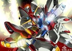 GUNDAM GUY: Awesome Gundam Digital Artworks [Updated 1/21/15]