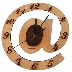 giftgarden reloj de pared madera de @ decoración para regalo
