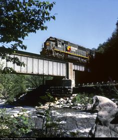 RailPictures.Net Photo: SBD 8598 Seaboard System EMD SD50 at Big Stone Gap, Virginia by Ron Flanary