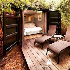Container House - There is a catch. Shipping containers are really narrow. #containerhome #shippingcontainer - Who Else Wants Simple Step-By-Step Plans To Design And Build A Container Home From Scratch?
