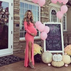 Shop handmade maternity gowns for your next photo shoot, baby shower, or other special event. Maternity Dresses For Baby Shower, Cute Maternity Outfits, Maternity Gowns, Stylish Maternity, Pregnancy Outfits, Mom Outfits, Maternity Pictures, Pregnancy Photos, Maternity Fashion