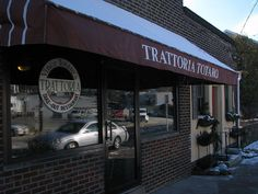 Trattoria Totaro Restaurant in Conshohocken is fantastic (thanks to the Pinner that pinned this!)