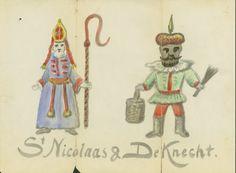In de jaren rond 1890 schreven de kinderen Hendrik, Tjalda en Petrus Cannegieter uit Tzum brieven aan Sinterklaas. Gelukkig beantwoordde Sinterklaas hun brieven ook. 'Ik heb uwe lieve briefjes ontvangen en hoop eerstdaags bij U te komen met mijn knecht'. De correspondentie tussen de kinderen Cannegieter en Sinterklaas is door de kleindochter van Tjalda Cannegieter in 2006 aan Tresoar geschonken.