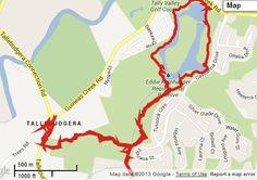 is Eddie Kornhauser Recreational Park? Tree Map, Local Parks, Gold Coast, Palm Beach, Walking, Walks, Hiking