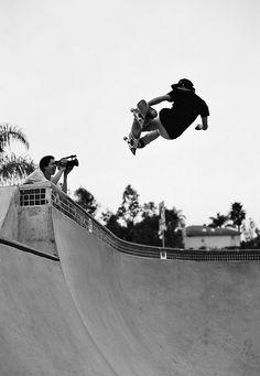 Austin Poynter @ MLK skate park in Oceanside
