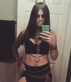 Suicide Squad - Enchantress Halloween costume #Enchantress #Halloween #suicidesquad