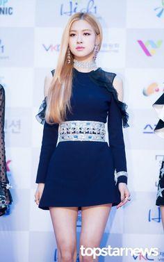 [HD포토] 블랙핑크(BLACKPINK) 로제 어쩜 이렇게 예쁠까  #서울가요대상 #블랙핑크 #BLACKPINK #로제
