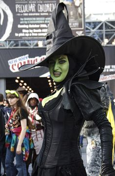 Theodora the Witch - New York Comic Con (NYCC) 2013