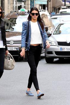 La 'instagirl' del momento... este es el #StyleFile de Kendall Jenner.