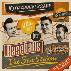 The Sun Sessions - The Ultimate Collection (Vinyl) - Musik Lp Vinyl, Vinyl Records, Rock And Roll, Baseball Records, Ultimate Collection, Album, News Songs, Rockabilly, Cool Things To Buy