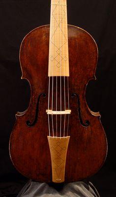 If Melancholy had a sound, it would sound like the Viola da Gamba.