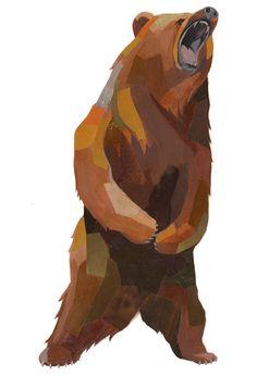 Bear by Darren Booth