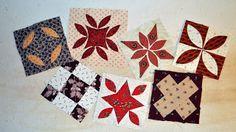 Sew Unique Creations: Dear Jane Quilt