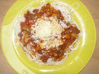 Omáčka na špagety od Edit
