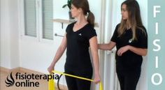 4 ejercicios de Pilates para dolor cervical Short Sleeve Dresses, Shirt Dress, T Shirts For Women, Fitness, Youtube, Tendinitis, Exercises, Workouts, Black