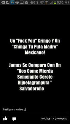 Orgullosamente Salvadoreña