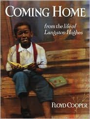 Coming Home: From the Life of Langston Hughes Another great book for grades 3 and up especially if the children have a poetry unit. This is excellent background knowledge on Mr. Reading Is Thinking, King Author, Black History Books, Booker T, Books For Teens, Children's Literature, Coming Home, The Life, Books To Read