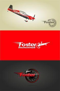 Create a high energy logo for a World Class Aerobatic Pilot by BRUKVAR