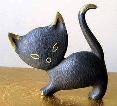 Hurbig-Katzen - Image gallery of cat figures