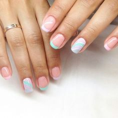 New Summer Nail Designs