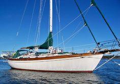 1984 Ta Shing Baba 40 Cutter Sail Boat For Sale - www.yachtworld.com
