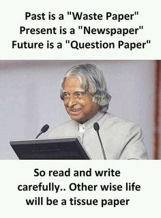 Kalam quotes - funny pictures, jokes and funny memes Apj Quotes, Life Quotes Pictures, Real Life Quotes, Reality Quotes, Wisdom Quotes, Qoutes, Funny Pictures, Thug Quotes, Happy Girl Quotes