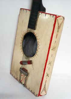 Cigar box – must make one of these
