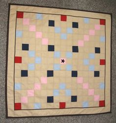 Sewing on Pins: Sewtropolis Quilt Kit Giveaway Winner!