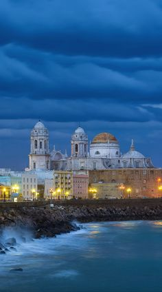 Cadiz, Spain (Photographer:  Marius Roman) Like and Repin. Thx Noelito Flow. http://www.instagram.com/noelitoflow